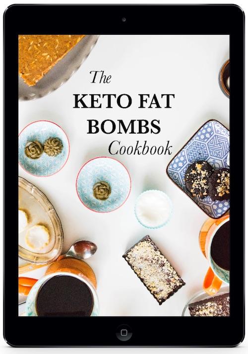 Keto Fat Bombs Cookbook New - ipad Cover
