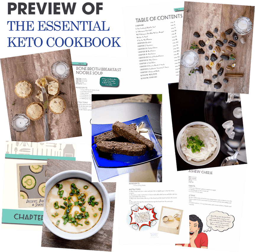 The Essential Keto Cookbook Review 2020 - Is it Legit? 1