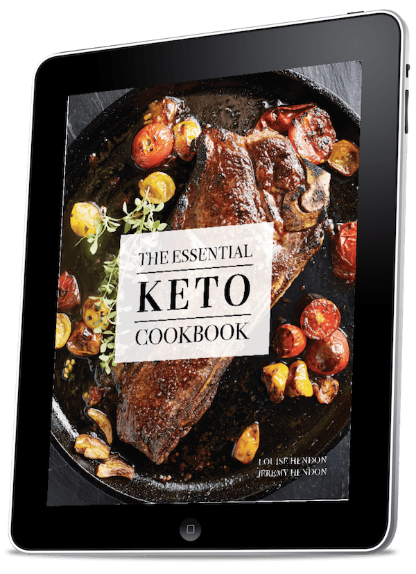 the essential keto cookbook
