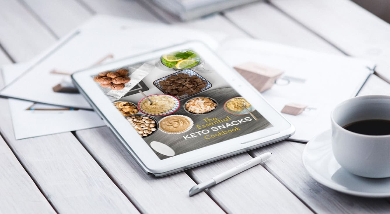 Keto snacks cookbook