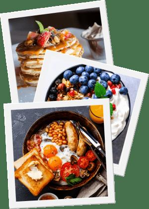 Breakfast Polaroid-min